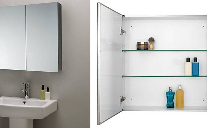 Top Best Bathroom Mirror Cabinets Single Double