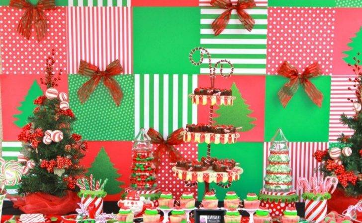 Top Fun Festive Red Green Christmas Decoration