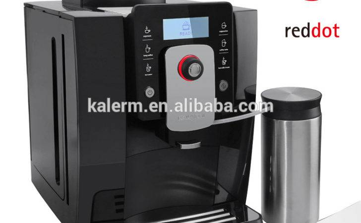 Top Grade Automatic Bean Cup One Touch Cappuccino