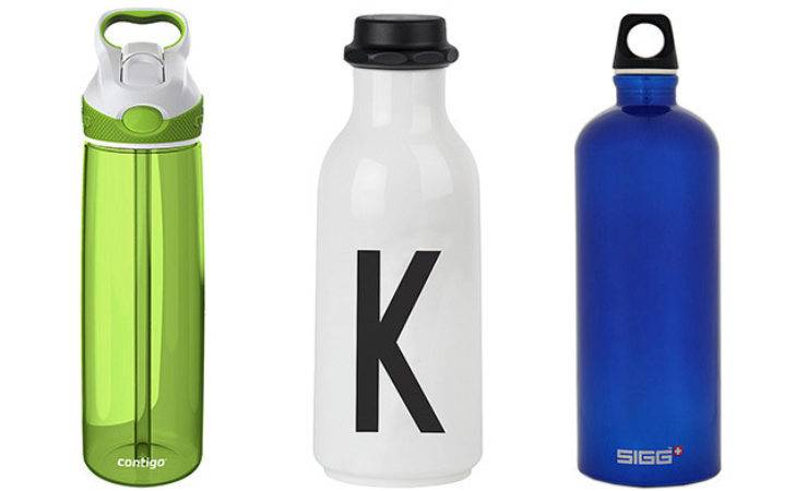 Top Luxe Sports Reusable Water Bottles Global Blue