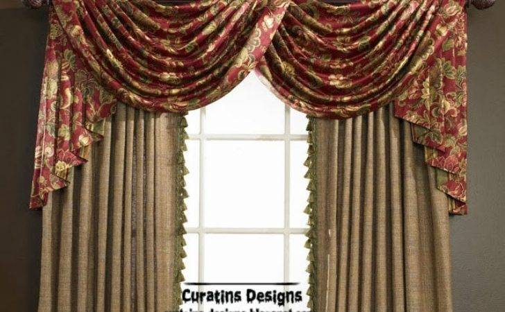 Top Luxury Drapes Curtain Designs Unique Drapery Styles