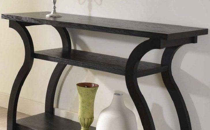 Top Modern Console Tables Home Decor Ideas