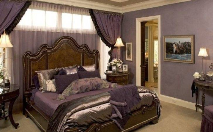 Top Most Romantic Bedrooms Inspired