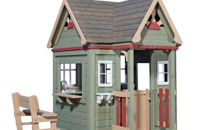 Top Outdoor Playhouses Kids Plus Their Costs