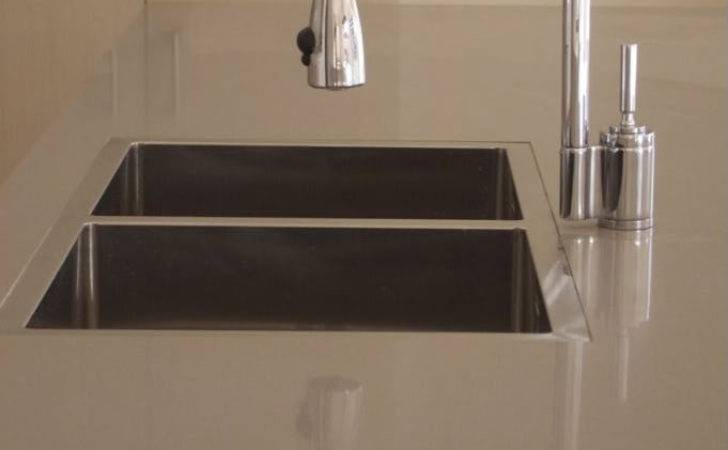Topic Flush Mounted Kitchen Sink Not Really