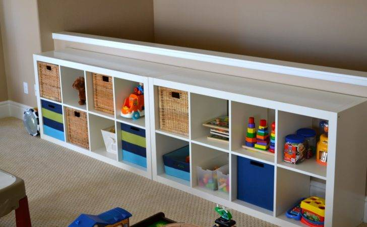 Toy Storage Ideas Playroom Home Redesign