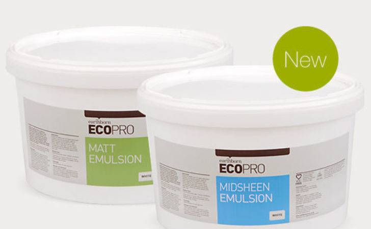 Trade Products Designer Eco Paint Earthborn