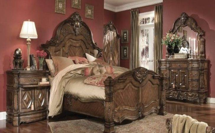Traditional Bedroom Sets Beautiful Furniture