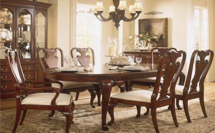 Traditional Dinning Sets Formal Dining Table