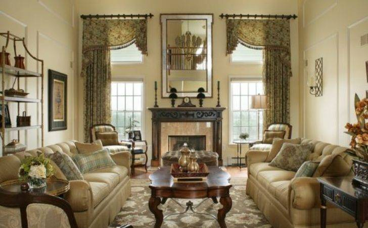 Traditional Living Room Decorating Ideas Home