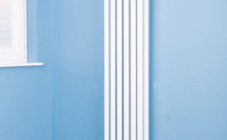 Traditional Vertical Tall Column Radiators Central Heating
