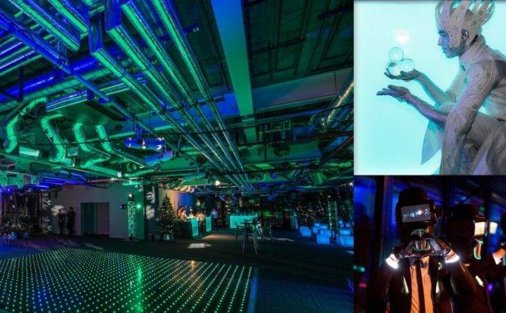 Transforming Themed Parties Into Immersive Experiences