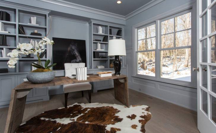 Transitional Home Office Design Ideas Decosee