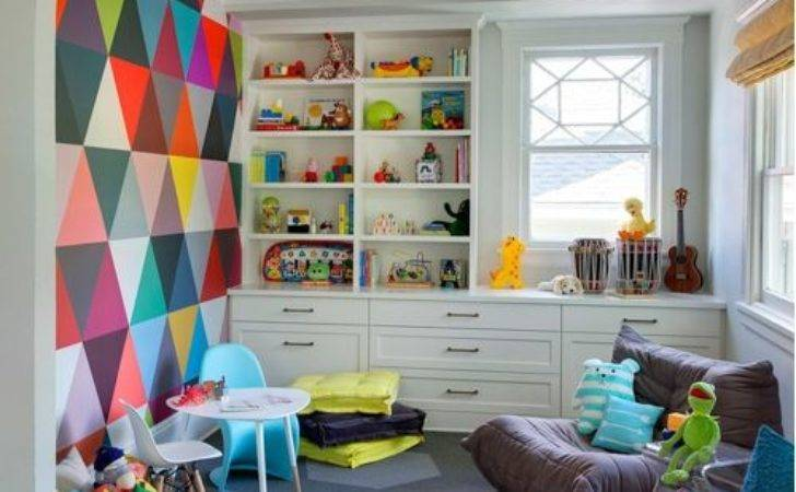 Transitional Kids Room Design Ideas Remodels Photos