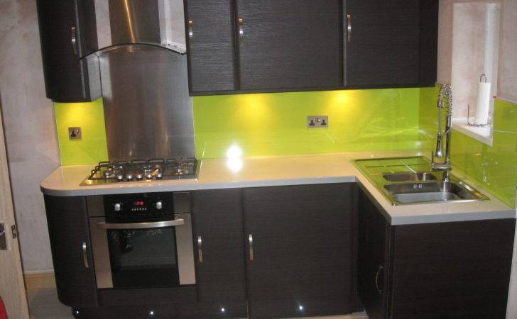 Trend Black White Green Kitchen Home Decoration