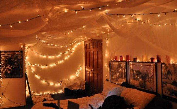 Trend Fairy Lights Your Room