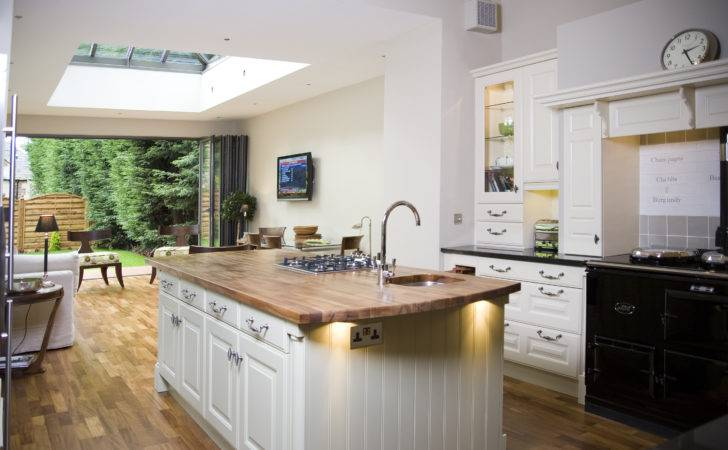 Truly Delicious Kitchen Extension Apropos Conservatories
