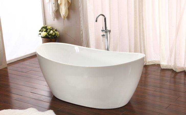 Tubs More Flo Freestanding Bathtub Get Today