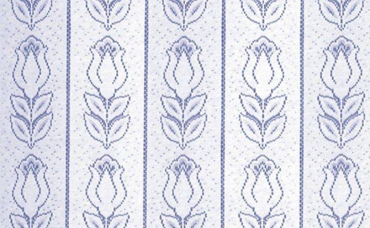 Tulip White Louvre Blind Curtains Duffy