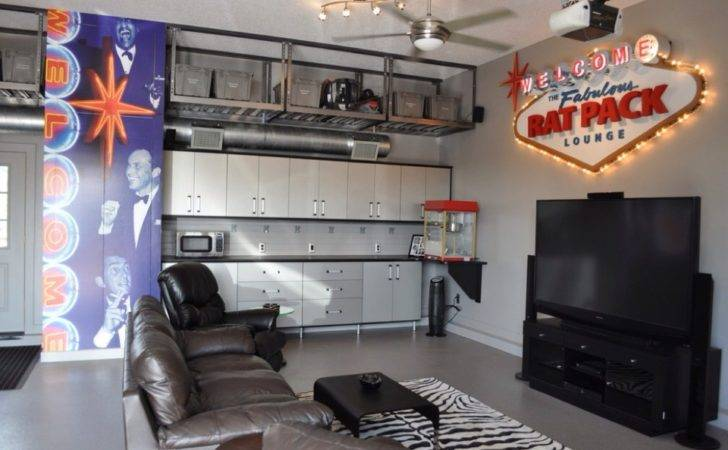 Turn Spare Room Into Man Cave Your Men