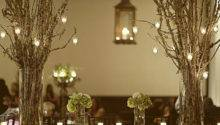 Twig Wedding Decoration Ideas Decorations
