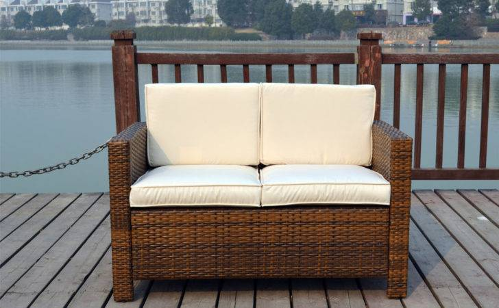 Twin Garden Rattan Wicker Outdoor Conservatory Furniture