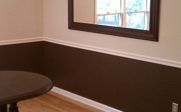 Two Matching Paint Colors Room Home Combo