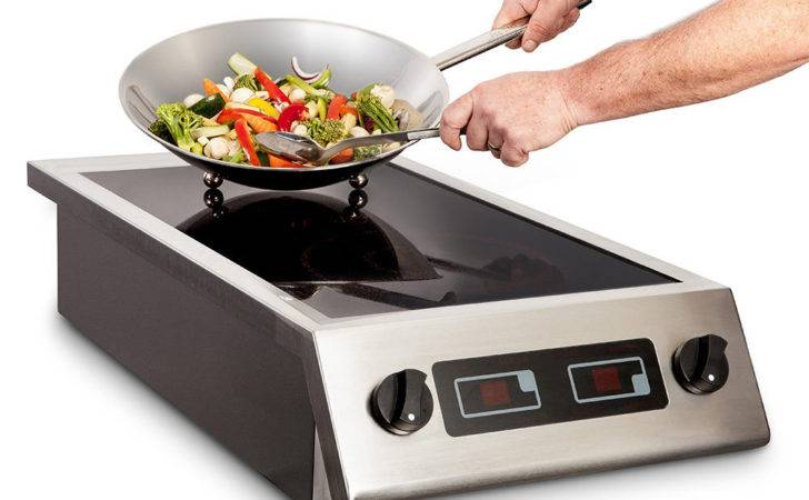 Two Ring Table Top Induction Hob Halls