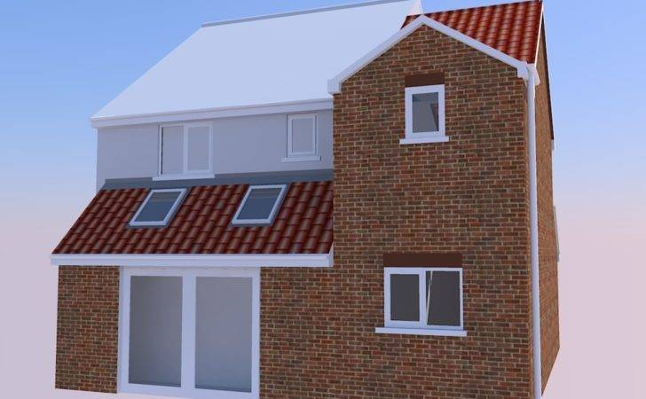 Two Storey Side Extension Cramlington Ads Architectural