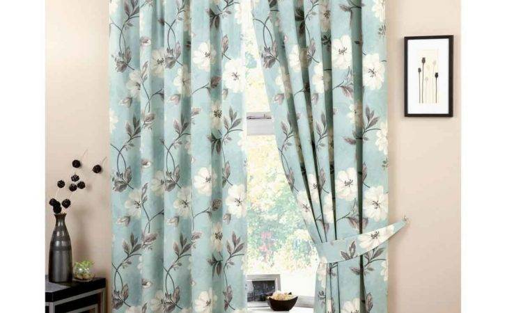 Types Blue Bedroom Curtains