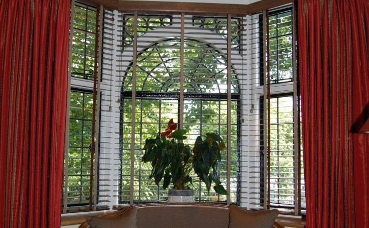 Types Window Treatments Bay Windows Home Intuitive
