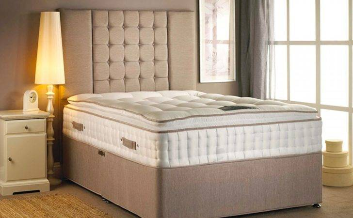 Ultimate Pillow Top Ortho Tuft Pocket Sprung Mattress