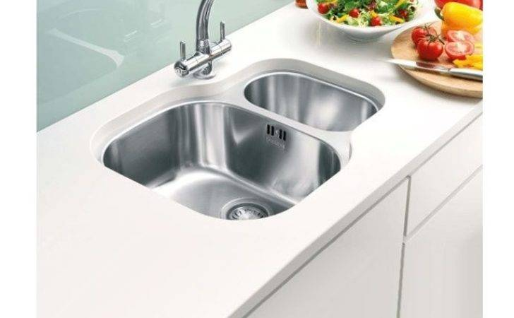 Undermount Stainless Steel Kitchen Sinks Plumbworld