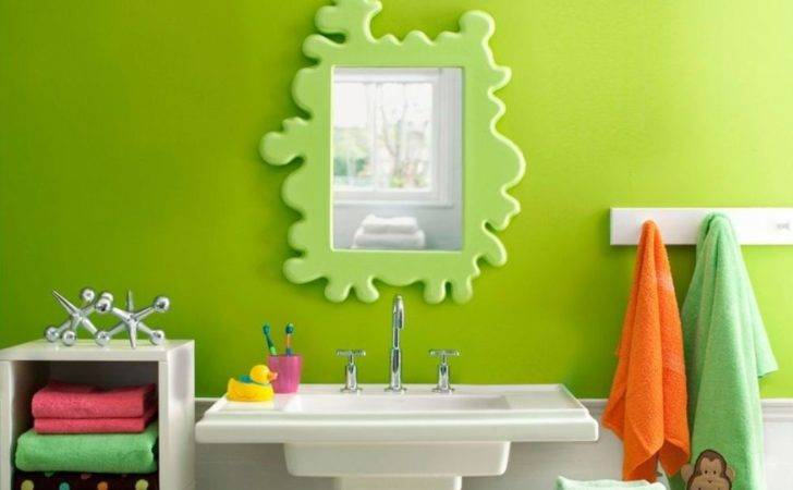 Unique Colorful Bathroom Decor Ideas Orchidlagoon