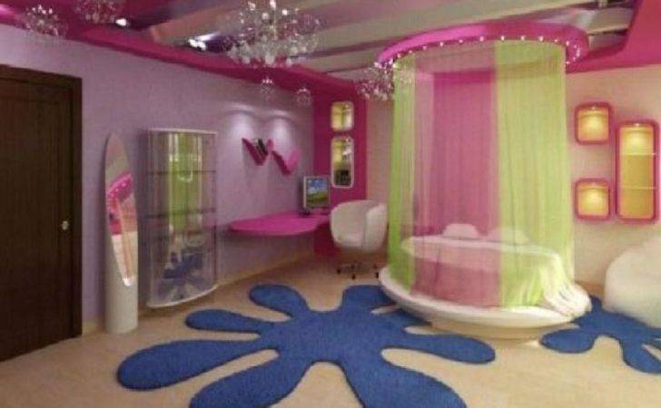 Unique Home Decor Accessories Girls Room Olpos Design