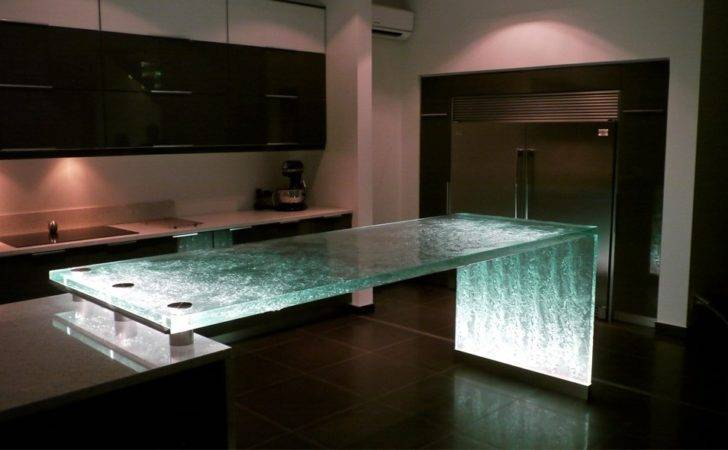 Unique Kitchen Countertops