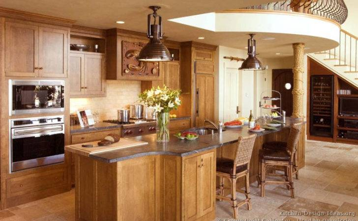 Unique Kitchen Designs Decor Ideas Themes