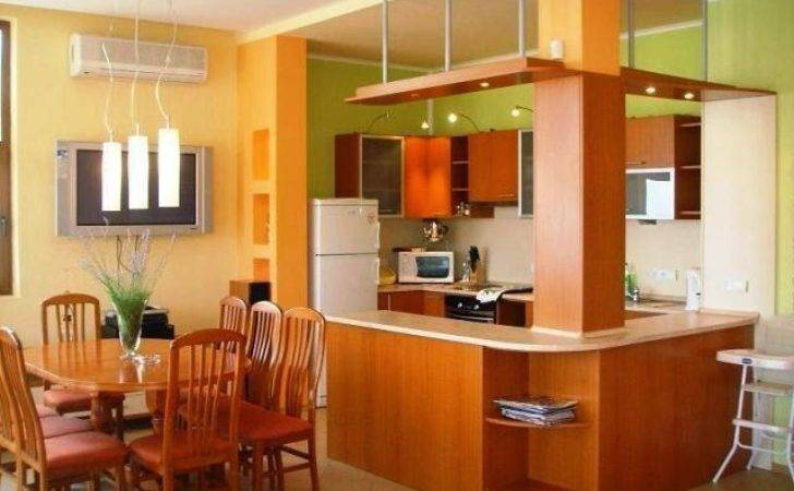 Unique Modern Kitchen Wall Painting Ideas