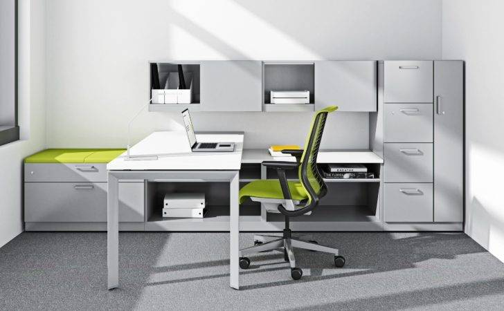 Universal Towers Bookcases Overhead Storage Steelcase