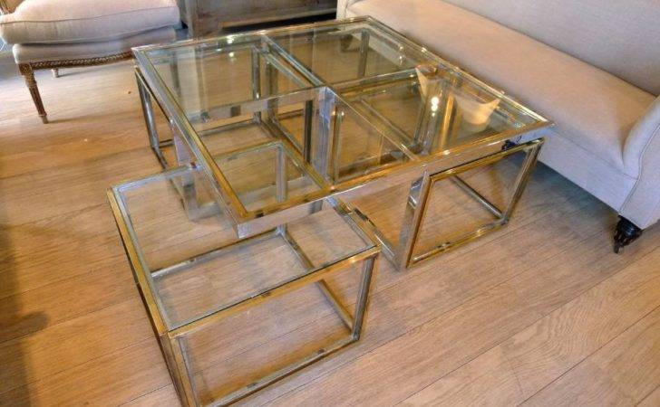 Unusual Coffee Occasional Tables