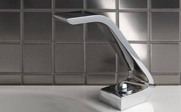 Unusually Shaped Contemporary Taps Wolo Webert