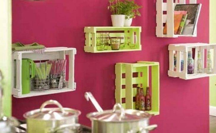 Upcycling Wooden Crates Cool Ideas Decorate Your Home