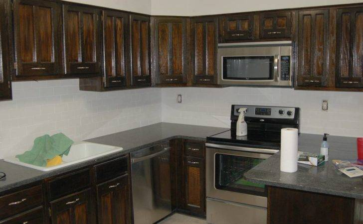 Updating Oak Cabinets Best Home Decoration World Class