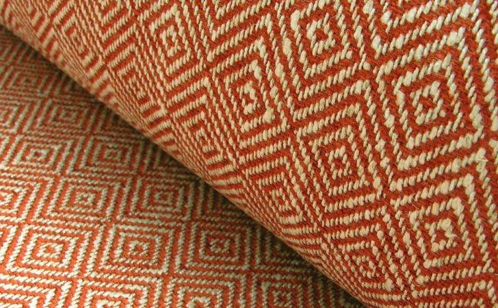 Upholstery Fabric Mora Brick Red
