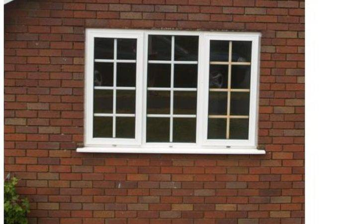 Upvc Windows Replace Old Wooden Units Bungalow