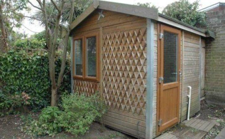 Used Garden Summer House Ebay