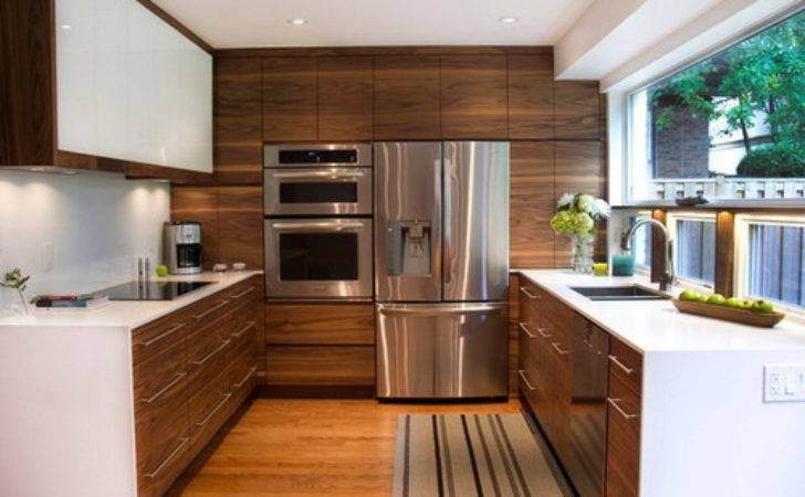 Useful Tips Decorate Small Shaped Kitchen Home