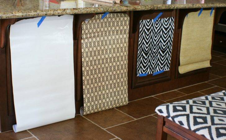 Using Contact Paper Our Kitchen Island Amy Krist