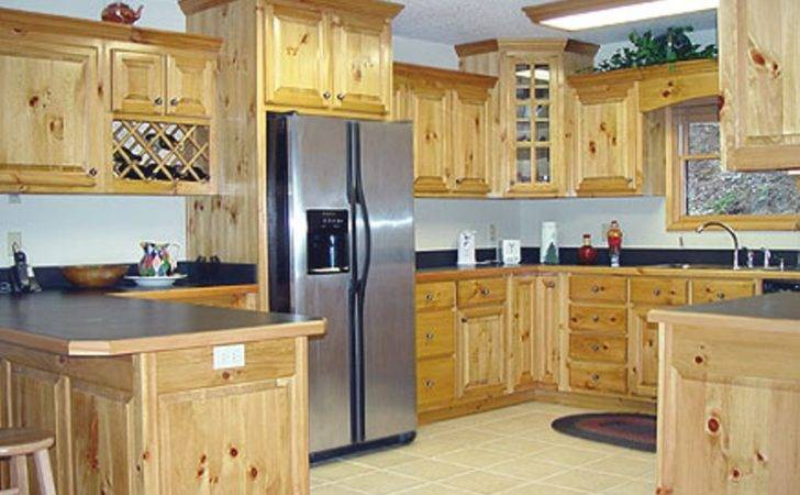 Using Wood Better Unfinished Kitchen Cabinets Home
