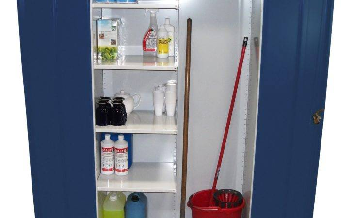 Utility Cupboards Cleaning Equipment Sundry Storage
